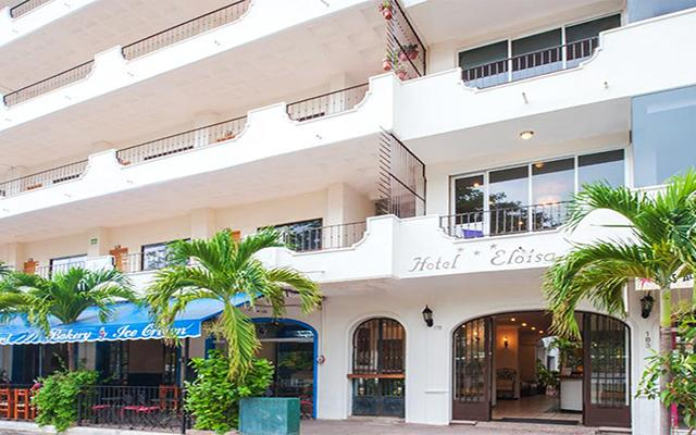 Hotel Eloisa Vallarta Centro en Zona Romántica