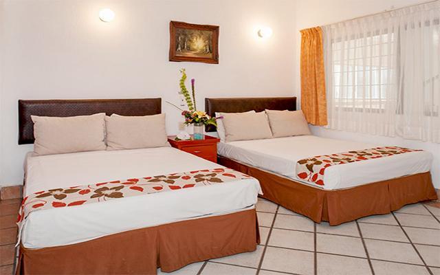 Hotel Eloisa Vallarta Centro, habitaciones cómodas y acogedoras