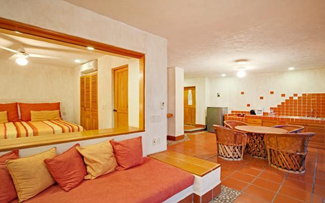 Hotel Eloisa Vallarta Centro, habitaciones bien equipadas