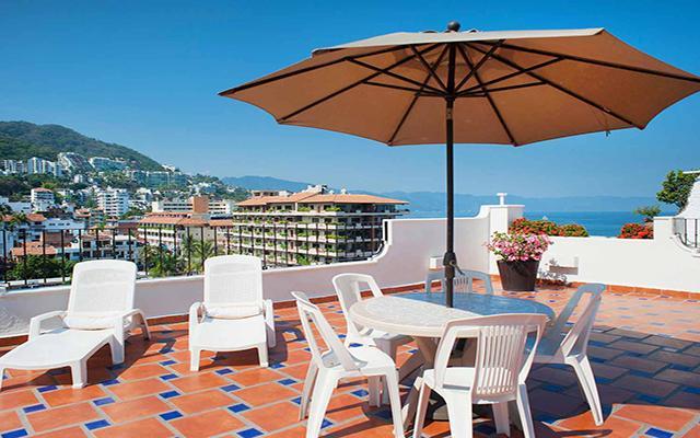 Hotel Eloisa Vallarta Centro, vistas hermosas