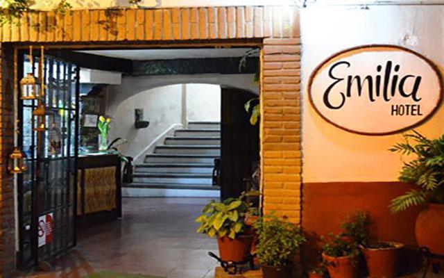 Hotel Emilia en Taxco Ciudad