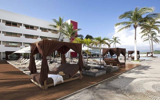 Hotel Emporio Mazatlán, ambientes únicos