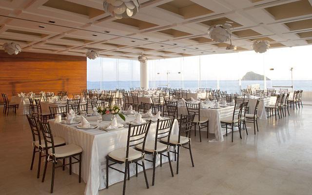 Hotel Emporio Mazatlán, salón de eventos