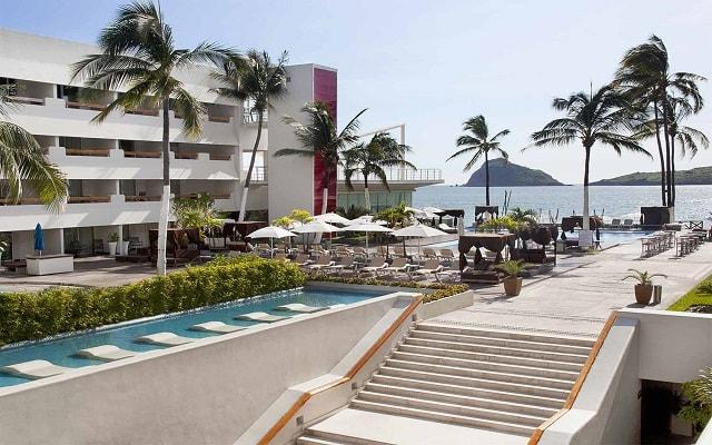 Hotel Emporio Mazatlán, relájate en espacios de gran confort