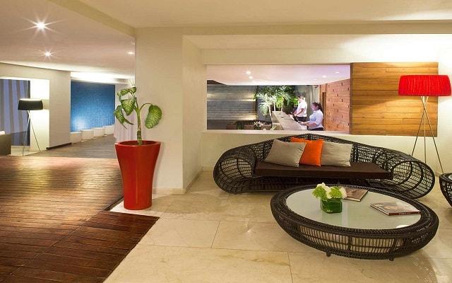 Hotel Emporio Mazatlán, lobby