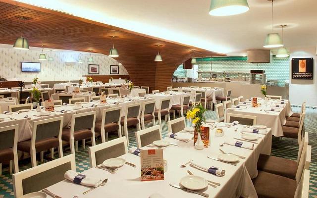 Hotel Emporio Mazatlán, escenario ideal para tus alimentos