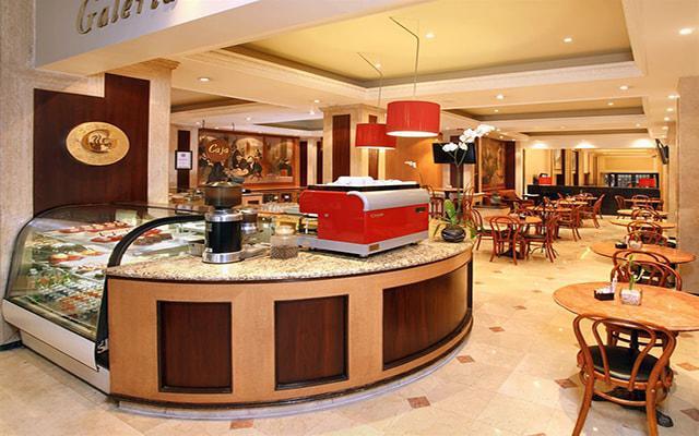 Hotel Emporio Reforma, disfruta de un sabroso café gourmet