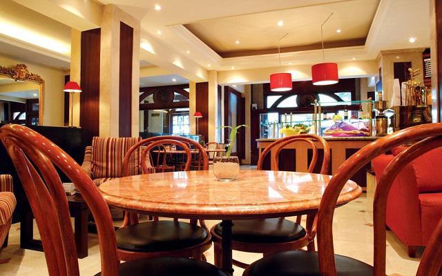 Hotel Emporio Reforma, espacios ideales para relajarte