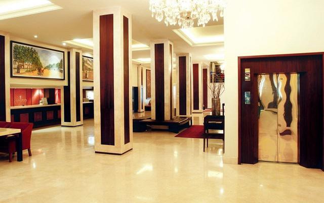 Hotel Emporio Reforma, Lobby
