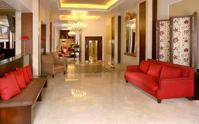 Hotel Emporio Reforma, ambientes fascinantes