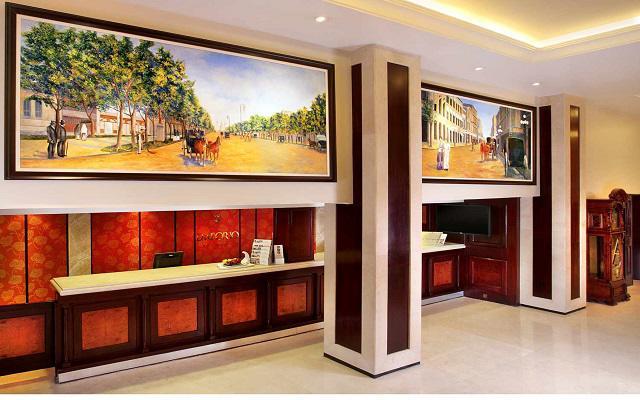 Hotel Emporio Reforma, atención personalizada desde el inicio de tu estancia