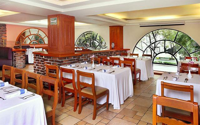 Hotel Emporio Reforma, escenario ideal para tus alimentos