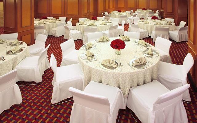 Hotel Emporio Reforma, espacios bien equipados para tu celebración