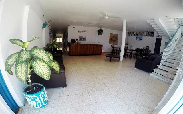 Hotel EMS Acuario Catemaco, atención personalizada desde el inicio de tu estancia
