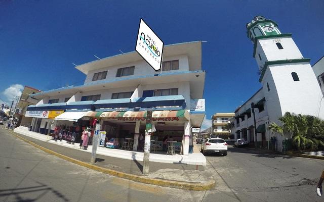 Hotel EMS Acuario Catemaco en Catemaco