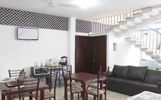 Hotel EMS Acuario Catemaco, agradable ambiente