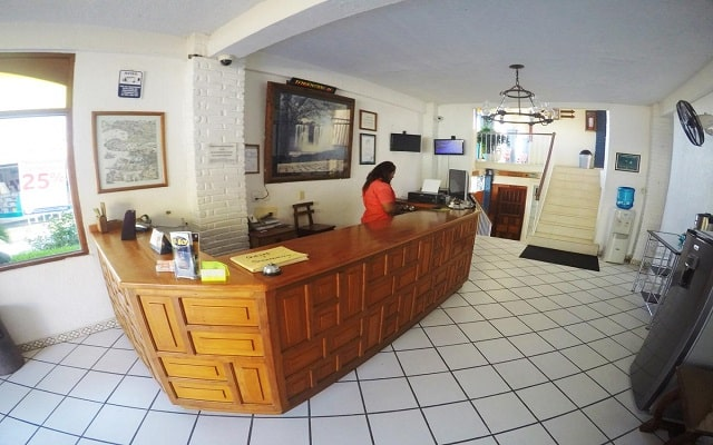 Hotel EMS Arcos Catemaco, atención personalizada desde el inicio de tu estancia