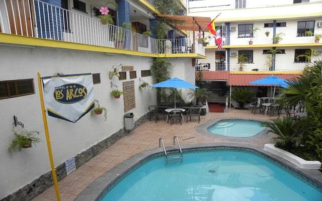 Hotel EMS Arcos Catemaco en Catemaco