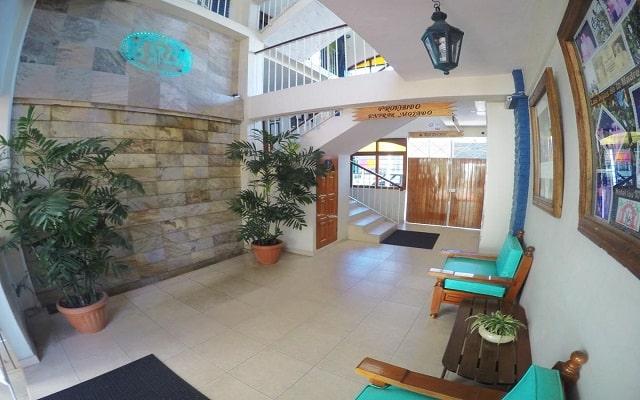 Hotel EMS Arcos Catemaco, cómodas instalaciones