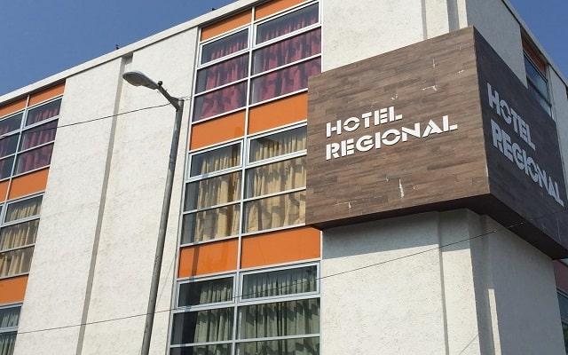 Hotel EMS Regional en Veracruz Puerto
