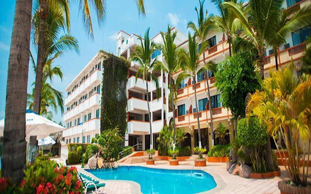 Hotel El Pescador Vallarta Centro en Vallarta Centro
