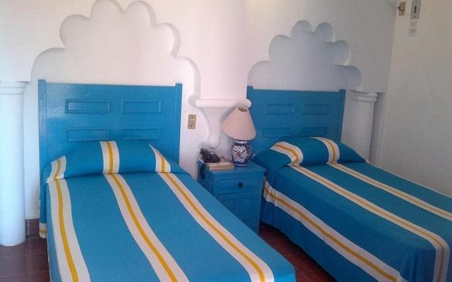 Hotel Encino Vallarta Centro, acogedoras habitaciones
