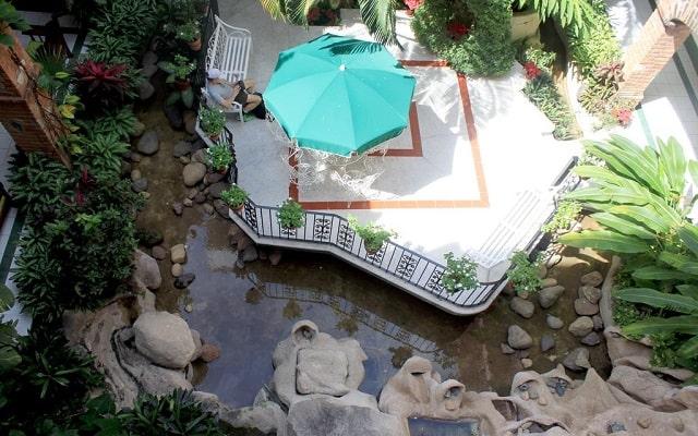 Hotel Encino Vallarta Centro, buen servicio