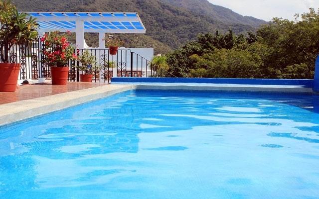 Hotel Encino Vallarta Centro, vistas hermosas