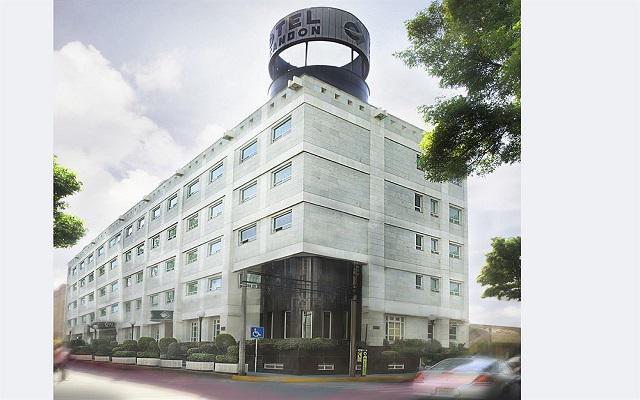 Hotel Escandón en Tacubaya