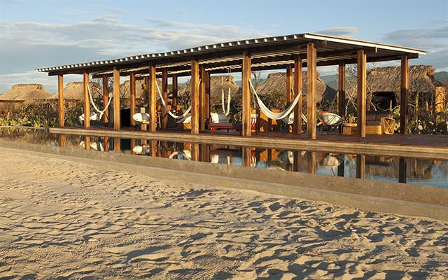 Hotel Escondido en Playa Palmarito