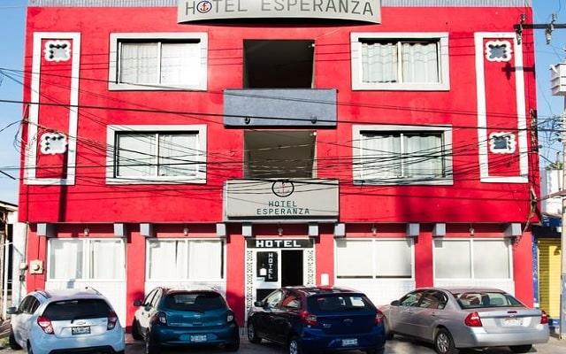 Hotel Esperanza en Mazatlán Centro
