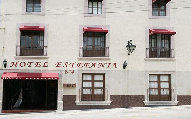 Hotel Estefanía en Morelia Ciudad