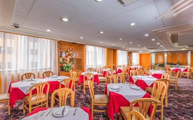 Hotel Estoril, escenario ideal para disfrutar de los alimentos