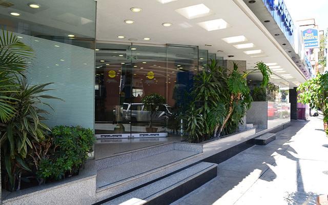 Hotel Estoril, buena ubicación