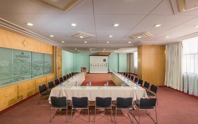 Hotel Estoril, sala de reuniones