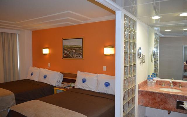 Hotel Estoril, habitaciones cómodas y acogedoras