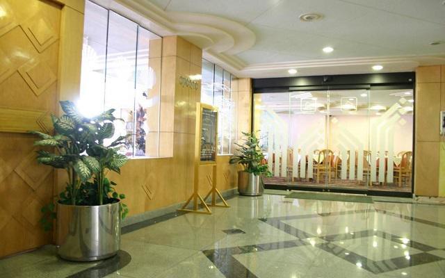 Hotel Estoril, elegantes instalaciones
