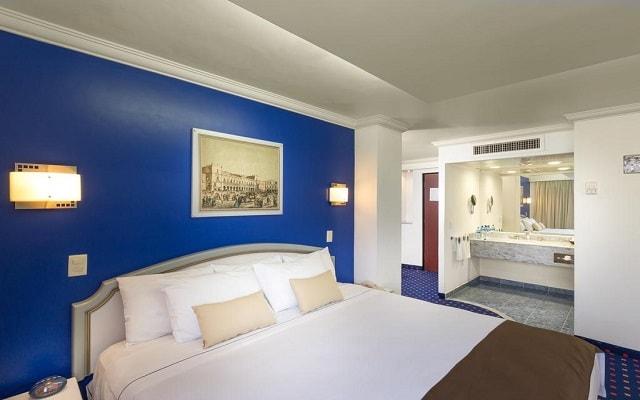 Hotel Estoril, habitaciones con todas las amenidades