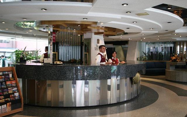 Hotel Estoril, Lobby