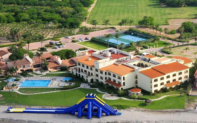 Hotel Estrella del Mar Resort Mazatlán, hermosa vista aérea