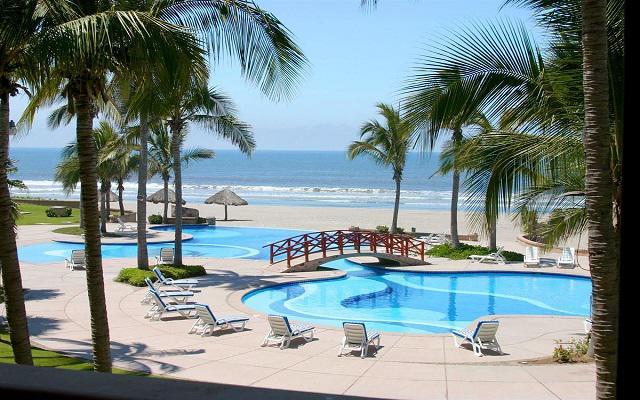Hotel Estrella del Mar Resort Mazatlán, espacios diseñados para tu descanso
