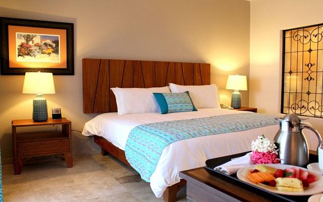 Hotel Estrella del Mar Resort Mazatlán, habitaciones con todas las amenidades