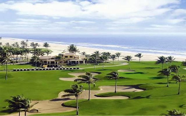 Hotel Estrella del Mar Resort Mazatlán, Campo de Golf de 18 hoyos