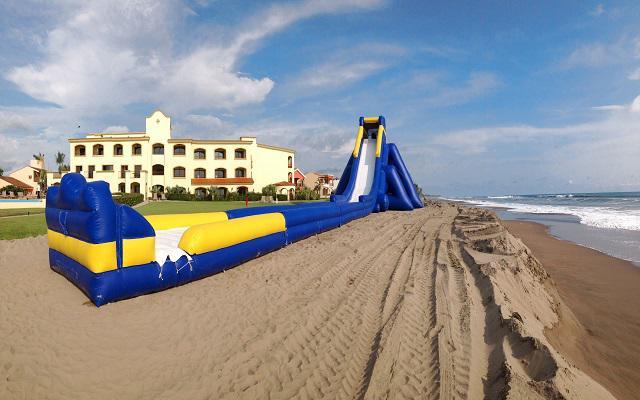 Hotel Estrella del Mar Resort Mazatlán, entretenimientos para toda la familia