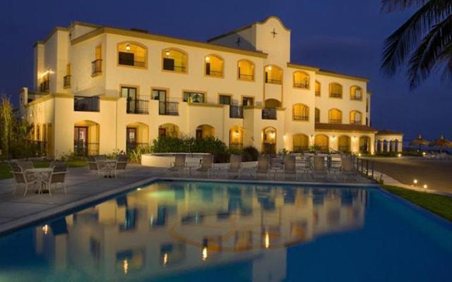 Hotel Estrella del Mar Resort Mazatlán, hermosa vista nocturna