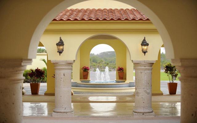 Hotel Estrella del Mar Resort Mazatlán, galerías imponentes