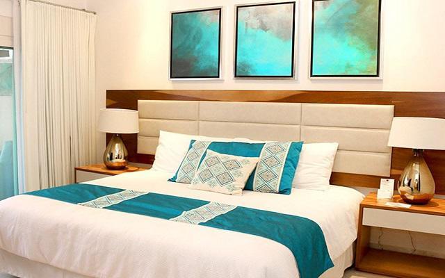 Hotel Estrella del Mar Resort Mazatlán, habitaciones bien equipadas