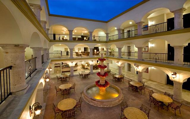 Hotel Estrella del Mar Resort Mazatlán, instalaciones de lujo