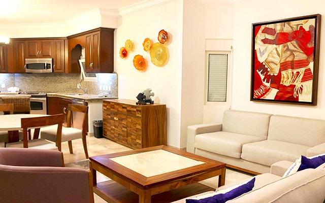 Hotel Estrella del Mar Resort Mazatlán, sitios con diseño
