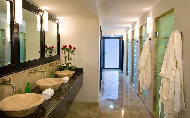 Hotel Estrella del Mar Resort Mazatlán, permite que te consientan en el spa